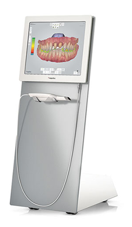 Specialty Appliances Orthodontic Laboratory   3Shape Scans